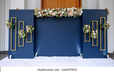 Wedding Backdrop High Res Stock Images Shutterstock