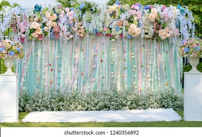 1000 Stage Decoration Stock Images Photos Vectors