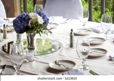 Wedding Banquet Table details