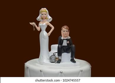 Wedding Cake - Game Over