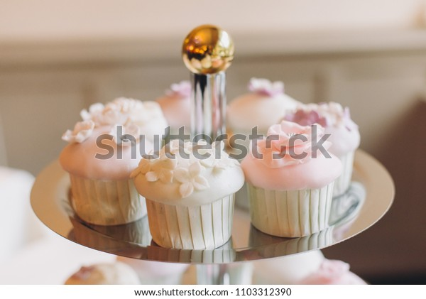 Wedding capcake  dessert