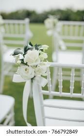 Wedding ceremony love