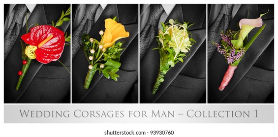 Wedding Corsage Images Stock Photos Vectors Shutterstock