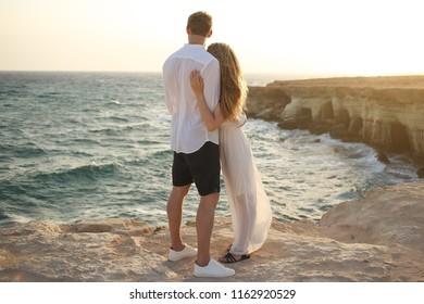 Wedding couple Cyprus lovestory