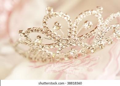 Wedding Crown of bride