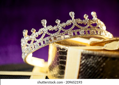 Wedding crown - Diamond tiara