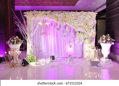 Wedding Stage Images, Stock Photos & Vectors | Shutterstock