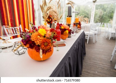 wedding decorations with autumn theme autumn wedding