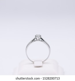 wedding diamond ring with gold