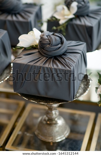 Wedding Dowry Hantaran Perkahwinan Malay Language Stock Photo Edit Now 1645312144