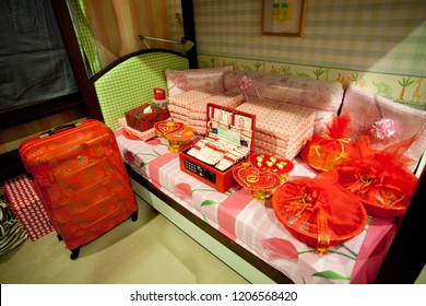 Wedding Dowry, The Dowry Marriage in Thailand, Thailand wedding, ceremony