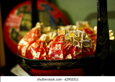 Wedding gifts for a traditional Chinese wedding