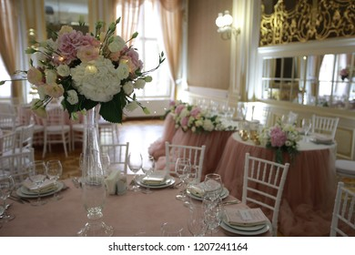 wedding interior  flawers