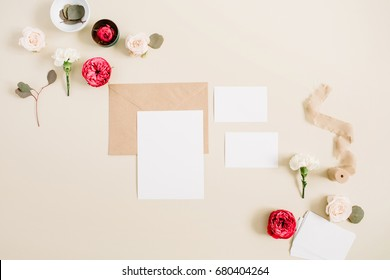 Vintage Invitation Card Stock Photos Images Photography