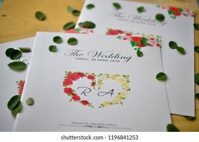 Wedding Invitation Inovation