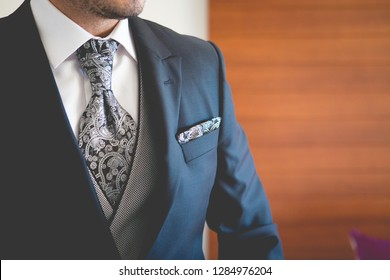 wedding man suit