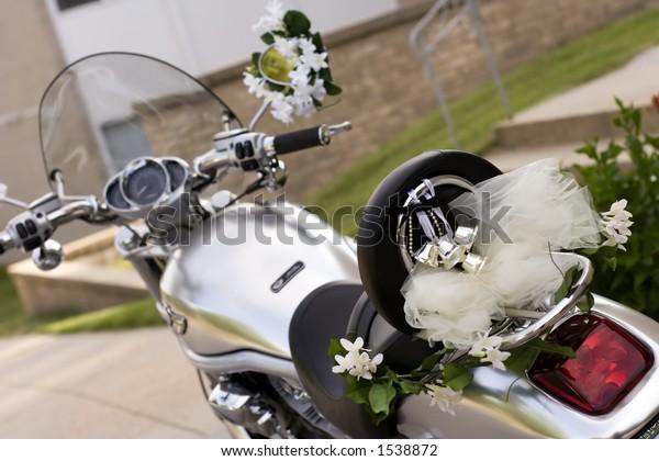 """""""Wedding Motorcycle"""""""