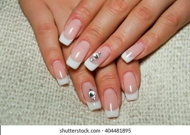 Wedding Nail Art Hd Stock Images Shutterstock
