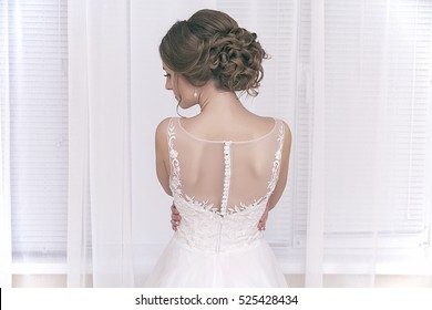 Bride Hairstyle Images Stock Photos Vectors Shutterstock