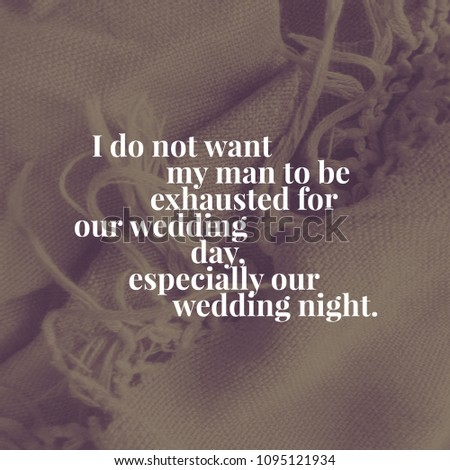 Wedding Quotes Stock Stock Photo Edit Now 1095121934 Shutterstock