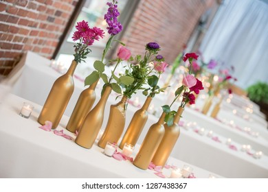 Purple+and+gold+wedding Stock Photos, Images & Photography ...