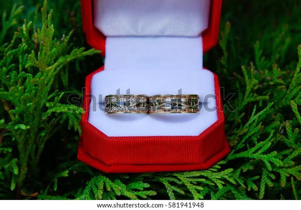 Wedding ring gift