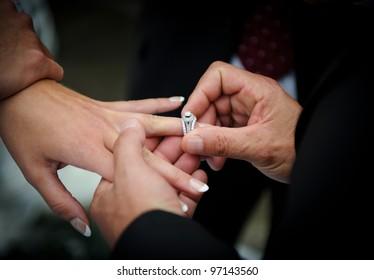 Ring Exchange Images Stock Photos Vectors Shutterstock