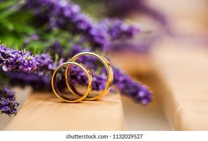 Wedding Rings flowers