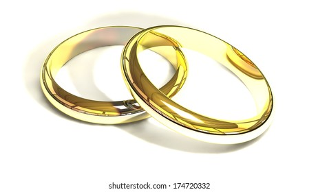 Wedding rings, marriage, family, love