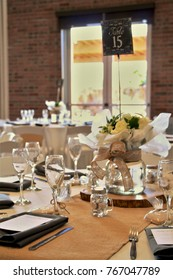 Wedding table/ guest