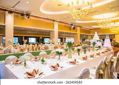 Imagenes Fotos De Stock Y Vectores Sobre Luxury Banquet Halls