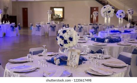 Wedding venue detail shots