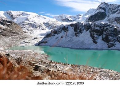 The Wedgemount Lake, Whistler, The British Columbia, Canada