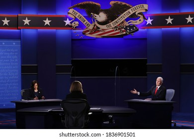 Wednesday, 7 October 2020 United States vice-presidential debate was at 9:00 pm - 10:30 pm on Kingsbury Hall, Salt Lake City, Utah, United States