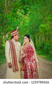 Weeding Photo Session of Beautiful Bangladeshi Model