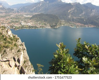 A weekend at the Garda. Above the lake. Italy - Shutterstock ID 1751677523