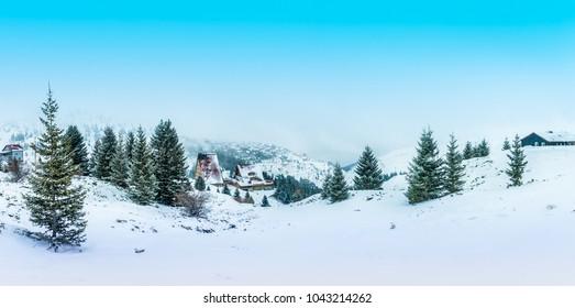 Weekend Houses - Tetovo,Macedonia