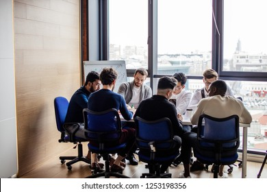 Weekly Meeting of all our sales division multiracial staff in the conference room provides us with an excellent example of the usefulness of such an approach.