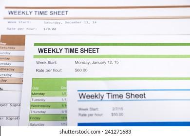 employee time sheet images stock photos vectors shutterstock