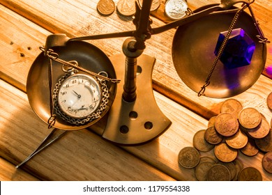 weighing your time and your values