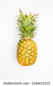 Weight loss healthy green fruit vegetable pineapple