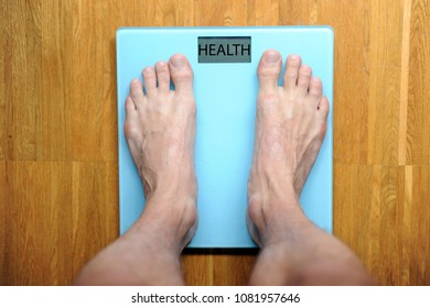weight scale for body weight - with the arrival of summer, the number of people using the costume test diet increases