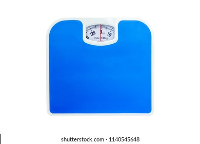 Weight Scale,isolated on white background with clipping path.