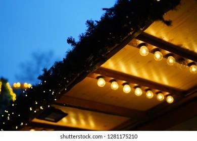 Weihnachtsmarkt Germany, Winter