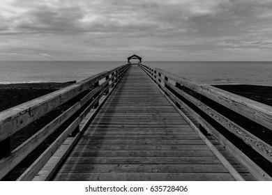 Weimea Pier