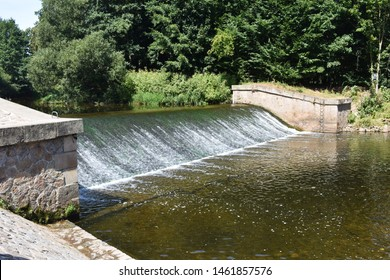 Weir of Victoria, Victorcin Splav, Babiccino udoli, Ceska Skalice, Czech Republic - Shutterstock ID 1461857576