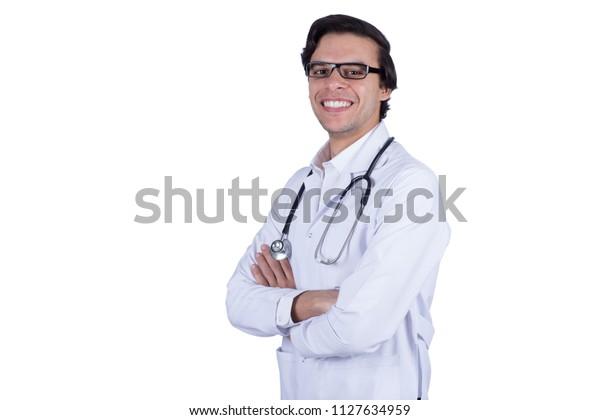 Weird Doctor Stock Photo 6