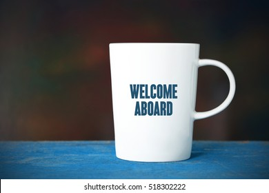 Welcome Aboard, Business Concept