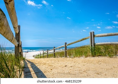 """Welcome To The Beach"" - the sight that has welcomed thousands of tourists to the Jersey Shore on Long Beach Island, NJ."