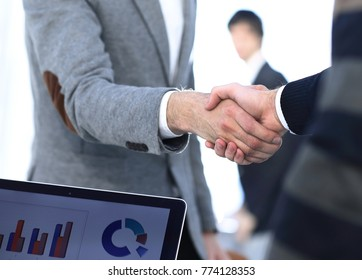 welcome handshake financial partners.